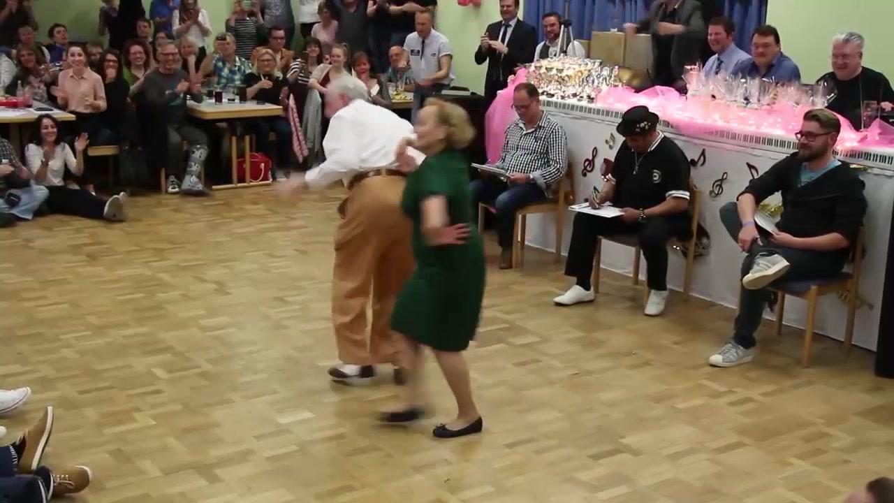 how to dance boogie woogie