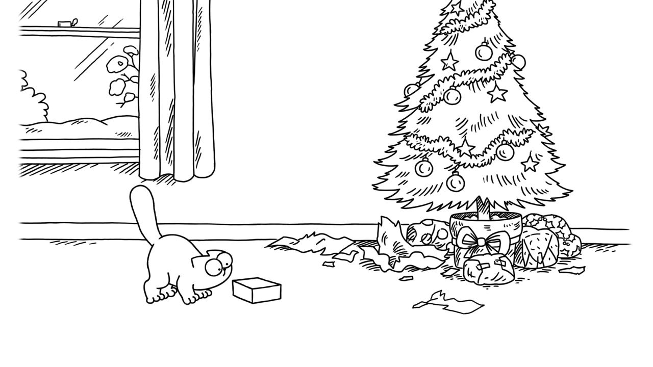 Simon S Cat Escape The Box