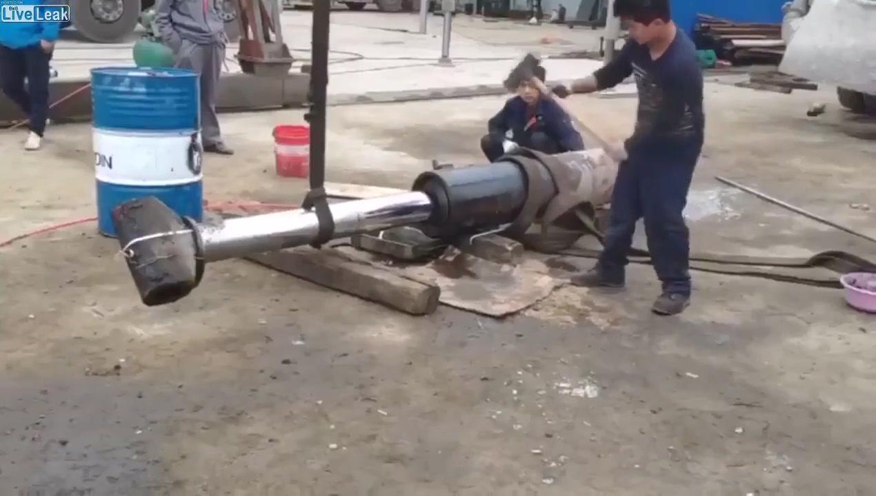 Super Hydraulikzylinder zerlegen › Trendmutti.com @YJ_27